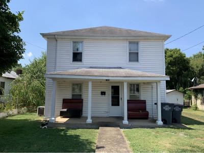 Kingsport Single Family Home For Sale: 1008 Riverside Ave