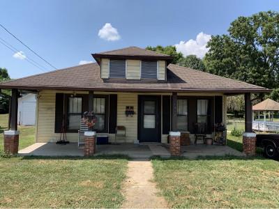 Kingsport Single Family Home For Sale: 1012 Riverside Ave