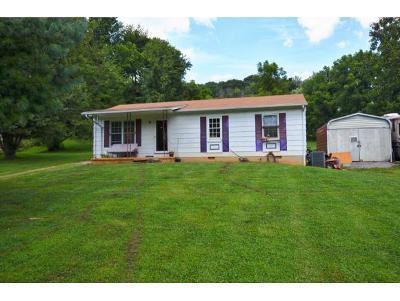 Bristol TN Single Family Home For Sale: $62,900