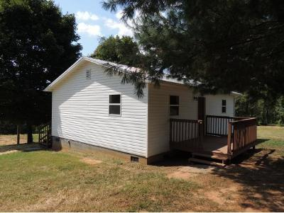 Single Family Home For Sale: 816 Carters Valley Road