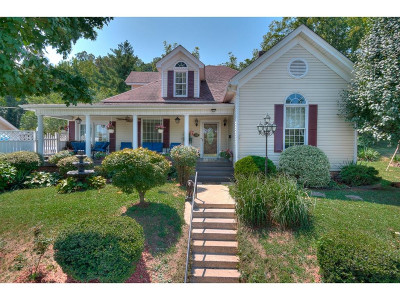 Johnson City Single Family Home For Sale: 630 E Maple St.