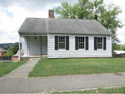 Elizabethton Single Family Home For Sale: 369 Pine Hill Road