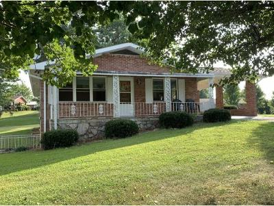 Greeneville TN Single Family Home For Sale: $105,000
