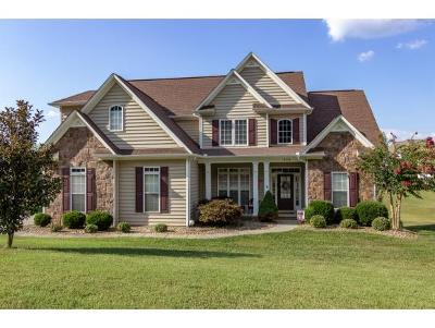 Morristown, Morrristown, Talbott, Talbot Single Family Home For Sale: 4631 Horseshoe Trail