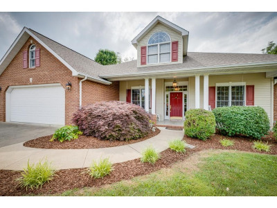 Jonesborough Single Family Home For Sale: 123 Oakwell Ln