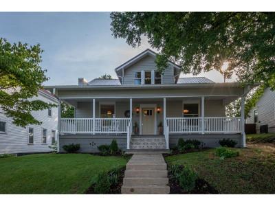 Bristol Single Family Home For Sale: 917 Pennsylvania Ave.
