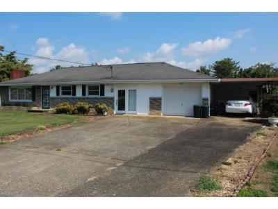 Hawkins County Single Family Home For Sale: 577 E. Morgan Street