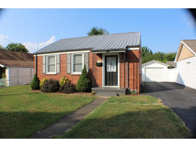Kingsport Single Family Home For Sale: 1541 Pineola Ave.