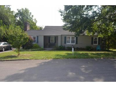 Johnson City Single Family Home For Sale: 203 W Gilmer Park
