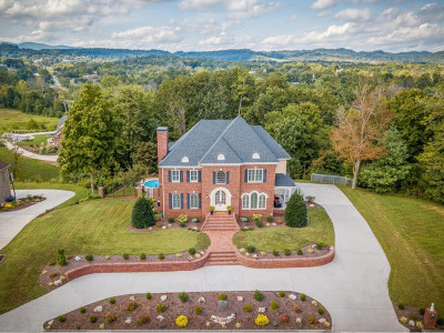 Kingsport Single Family Home For Sale: 3016 Wandering Drive