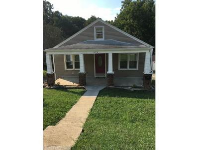 Kingsport Single Family Home For Sale: 1670 Houston Ave