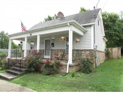 Bristol Single Family Home For Sale: 1242 Broad Street