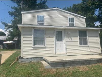 Hawkins County Single Family Home For Sale: 447 Cypress Street