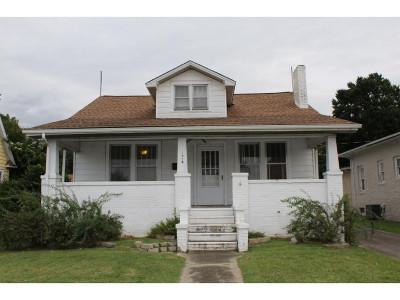 Kingsport Single Family Home For Sale: 1446 East Center Street