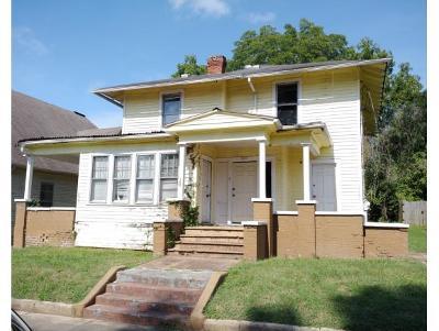Bristol VA Single Family Home For Sale: $12,000