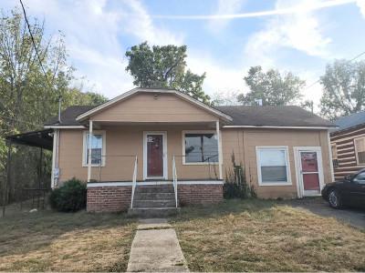 Kingsport Single Family Home For Sale: 320 & 324 Delaware Street