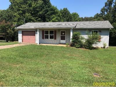 Single Family Home For Sale: 159 Frank Hilbert Rd.
