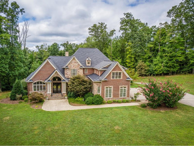 Kingsport TN Single Family Home For Sale: $1,133,000