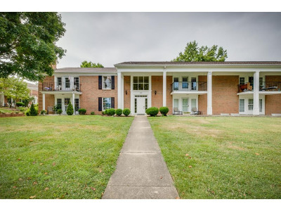 Kingsport Condo/Townhouse For Sale: 1921 Manor Court #C