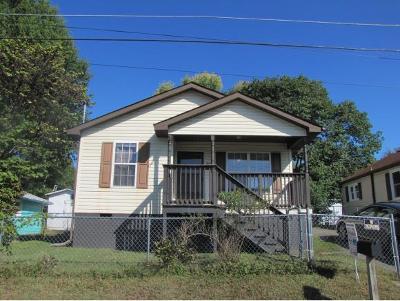 Bristol Single Family Home For Sale: 931 Barker Street