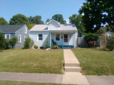Kingsport Single Family Home For Sale: 1401 Bridwell St.