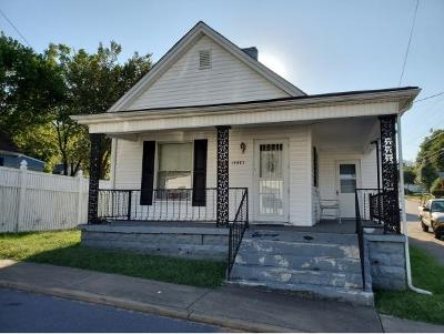 Bristol Single Family Home For Sale: 1200 Anderson Street