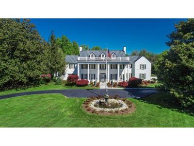 Johnson City TN Single Family Home For Sale: $1,499,000
