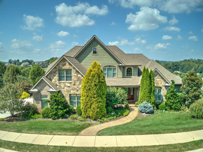 Johnson City TN Single Family Home For Sale: $1,090,000