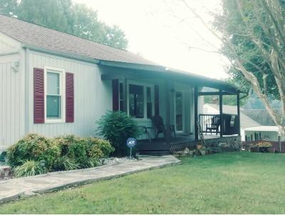 Kingsport TN Single Family Home For Sale: $105,000