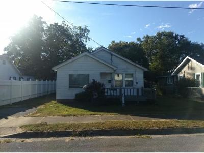 Kingsport TN Single Family Home For Sale: $79,900