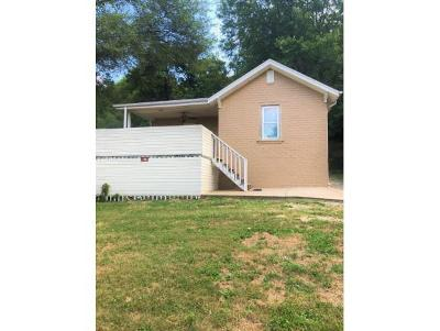 Kingsport TN Single Family Home For Sale: $64,900
