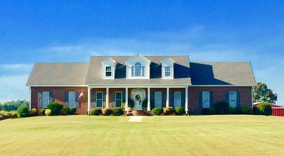 Smithville Single Family Home For Sale: 3265 Allen Ferry Road