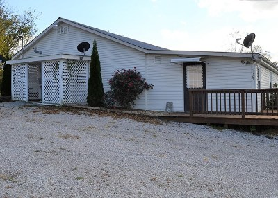 Crossville Multi Family Home For Sale: 1191 Fredonia Road