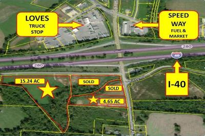 Residential Lots & Land For Sale: 15.24 Ac Olan Maxwell Rd.