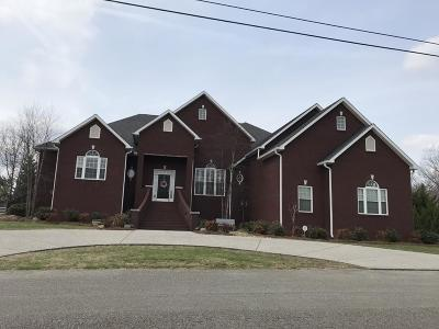Cookeville Single Family Home For Sale: 1347 Briarcrest Ln