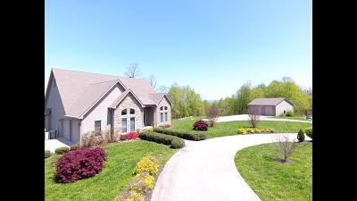 Byrdstown Single Family Home For Sale: 5579 Pendergrass Road