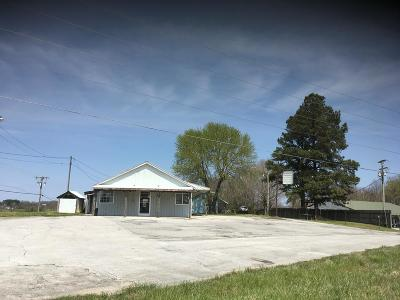 Byrdstown Commercial For Sale: 1008 Lovelady Road