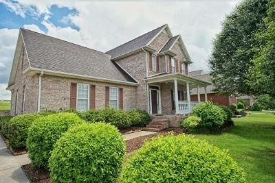 Cookeville Single Family Home Active Contingency: 119 Eighteen Grand Pl