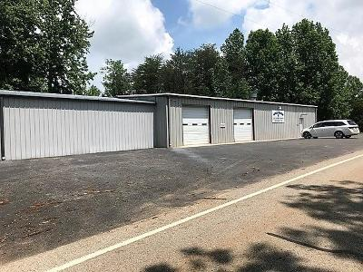 Byrdstown Commercial For Sale: 1371 Parker Road