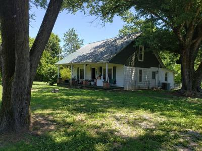 Smithville Single Family Home For Sale: 1328 Capshaw