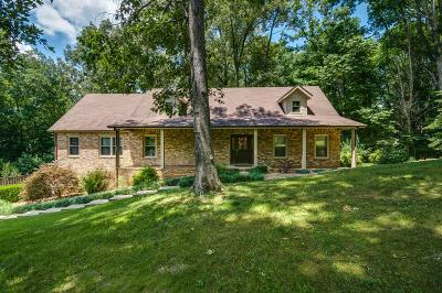 Cookeville Single Family Home Active Contingency: 1961 Forest Circle