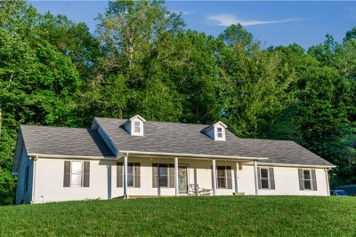 Livingston Single Family Home For Sale: 2087 Rickman Road