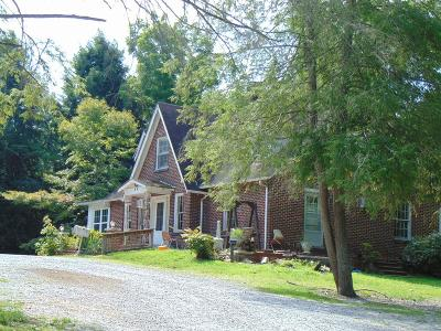 Cookeville Single Family Home For Sale: 1224 West Broad Street