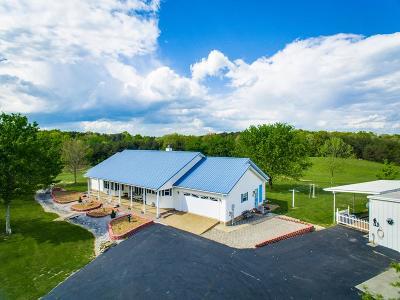 Spencer Single Family Home For Sale: 189 Open Range Rd.