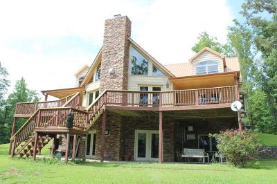 Cookeville Single Family Home For Sale: 198 Ridgedale Drive