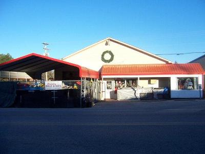 Algood Commercial For Sale: 114 W Main