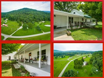 Cookeville Single Family Home For Sale: 610 Falling Water Rd.