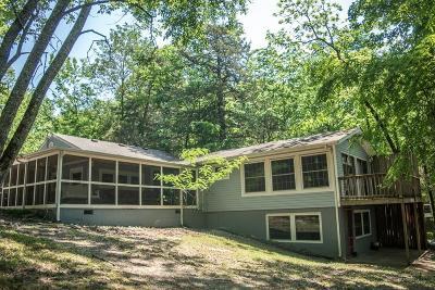 Smithville Single Family Home For Sale: 6455 Coconut Ridge Rd