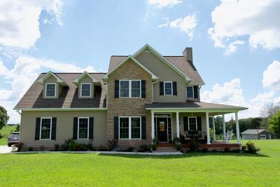 Cookeville Single Family Home For Sale: 4228 Gainesboro Grade