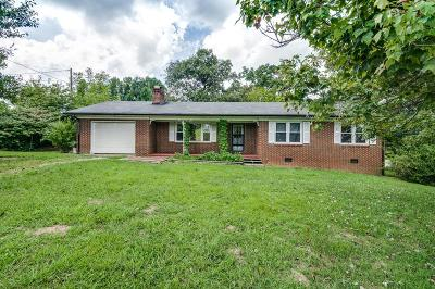 Sparta Single Family Home For Sale: 206 Wildwood Lane